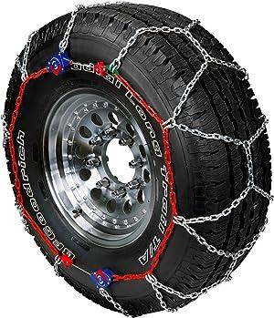 Peerless 0232105 Auto-Trac Light Truck/SUV Tire Traction Chain - Set of 2