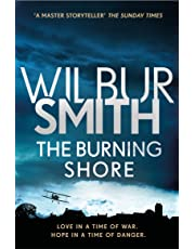 The Burning Shore: The Courtney Series 4 (Courtneys 04)