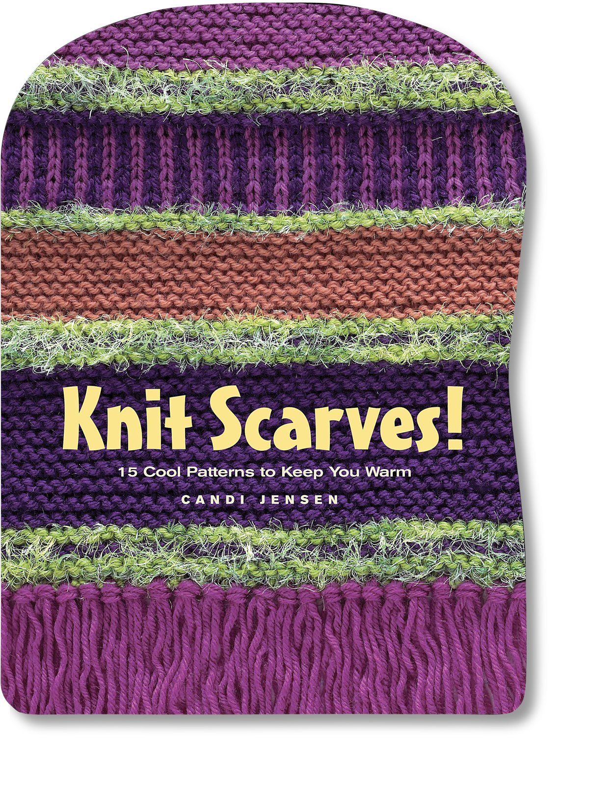 Amazon.com: Knit Scarves!: 16 Cool Patterns to Keep You Warm ...
