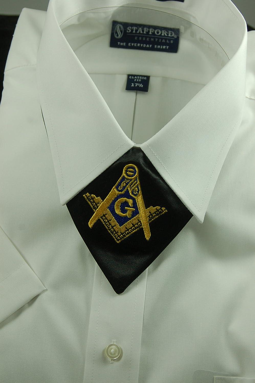 Tie Masonic Cravat Master Mason Square & Compass - The Masonic Exchange TME-TIE-C-00001