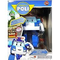 Robocar Poli ID83171 Transforming Robot, Poli