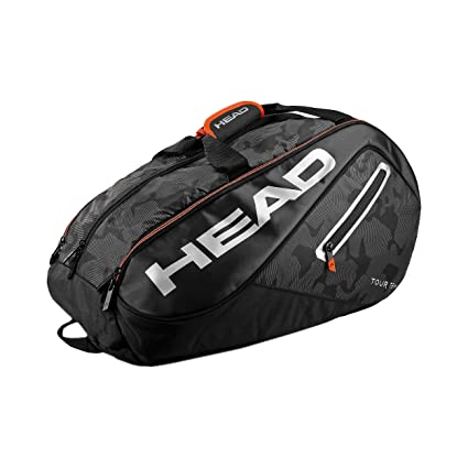 Head Tour Team Padel Paletero de Tenis, Unisex Adulto
