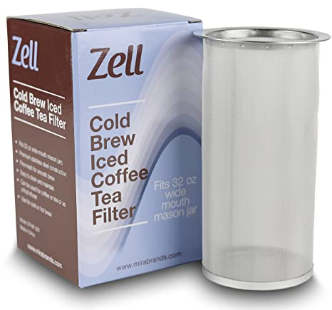Review Zell Cold Brew Coffee