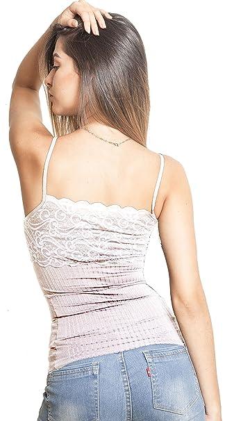 Amazon.com: COLOMBIAN SLIMMING FASHION BLOUSE, waist control shaper blouse, shapewear camisole, BLUSA REDUCTORA, blusas moldeadoras, blusa faja Colombiana ...
