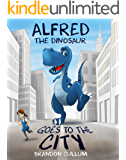 Alfred the Dinosaur Goes To The City