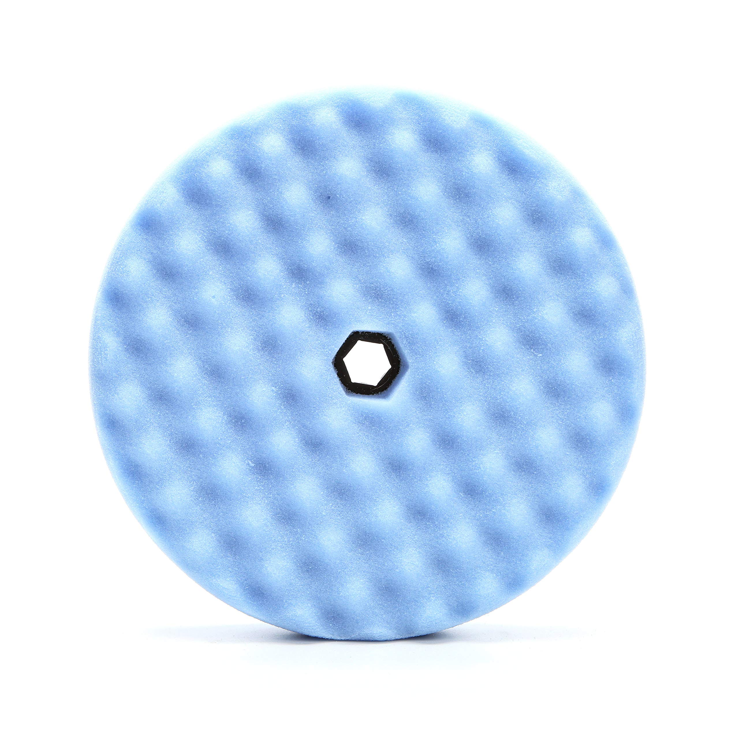 3M Perfect-It Ultrafine Foam Polishing Pad (05708) – For Paint Finishing on Cars, Trucks, Boats and RVs – Double-Sided – 8 Inches by Perfect-It (Image #2)