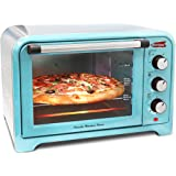 Americana  ERO-2600BL  Americana Collection Retro 6 Slice Toaster oven, Blue