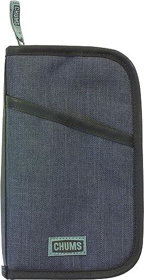 Chums Passport Case//Travel Phone Wallet with Zipper