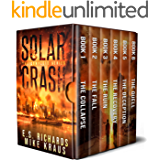 Solar Crash Box Set: The Complete Solar Crash Series - Books 1-6