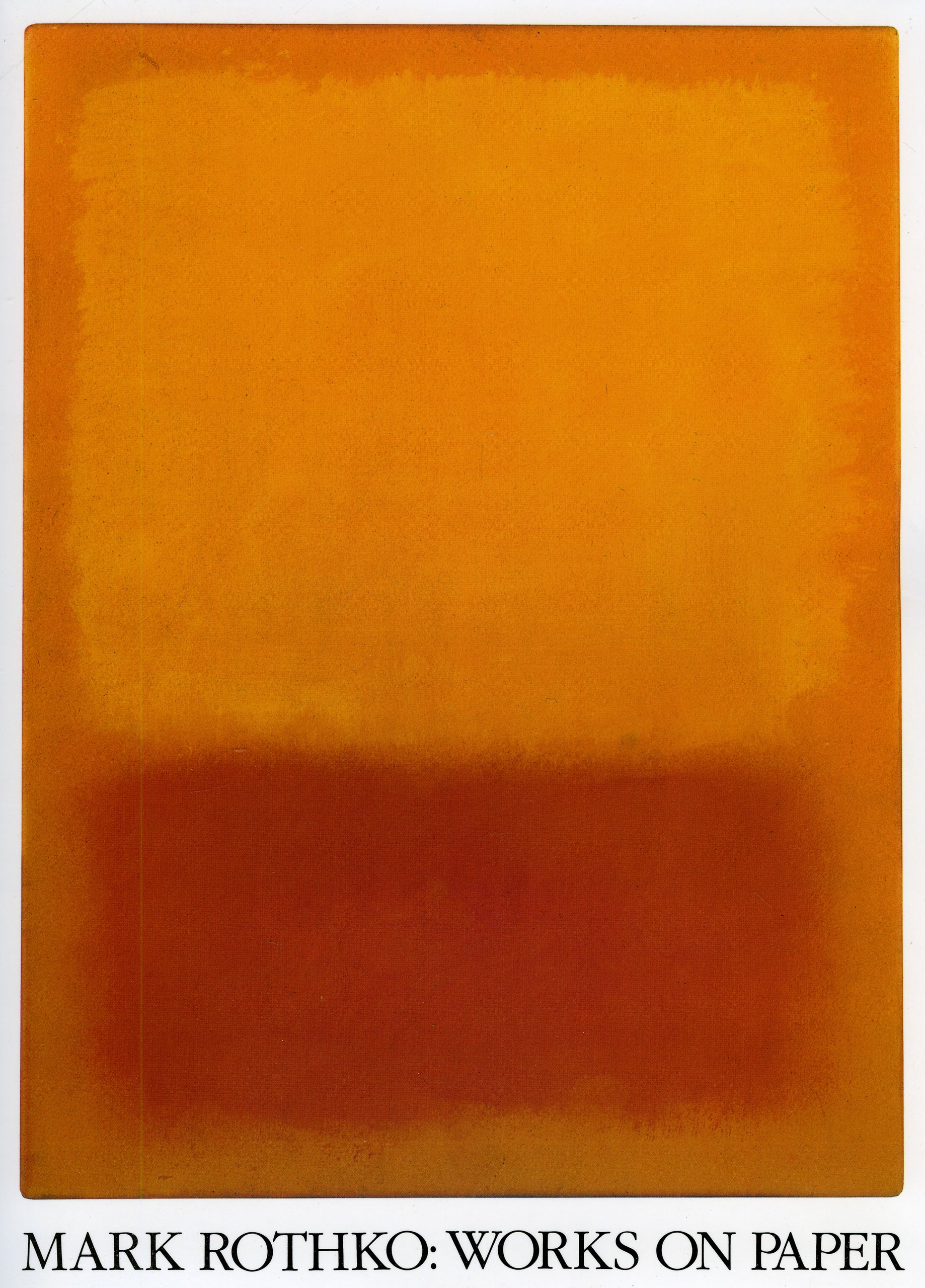 Read Online Mark Rothko: Works on Paper PDF