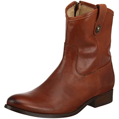 FRYE Women's Melissa Button Short Ankle Boot | Ankle & Bootie