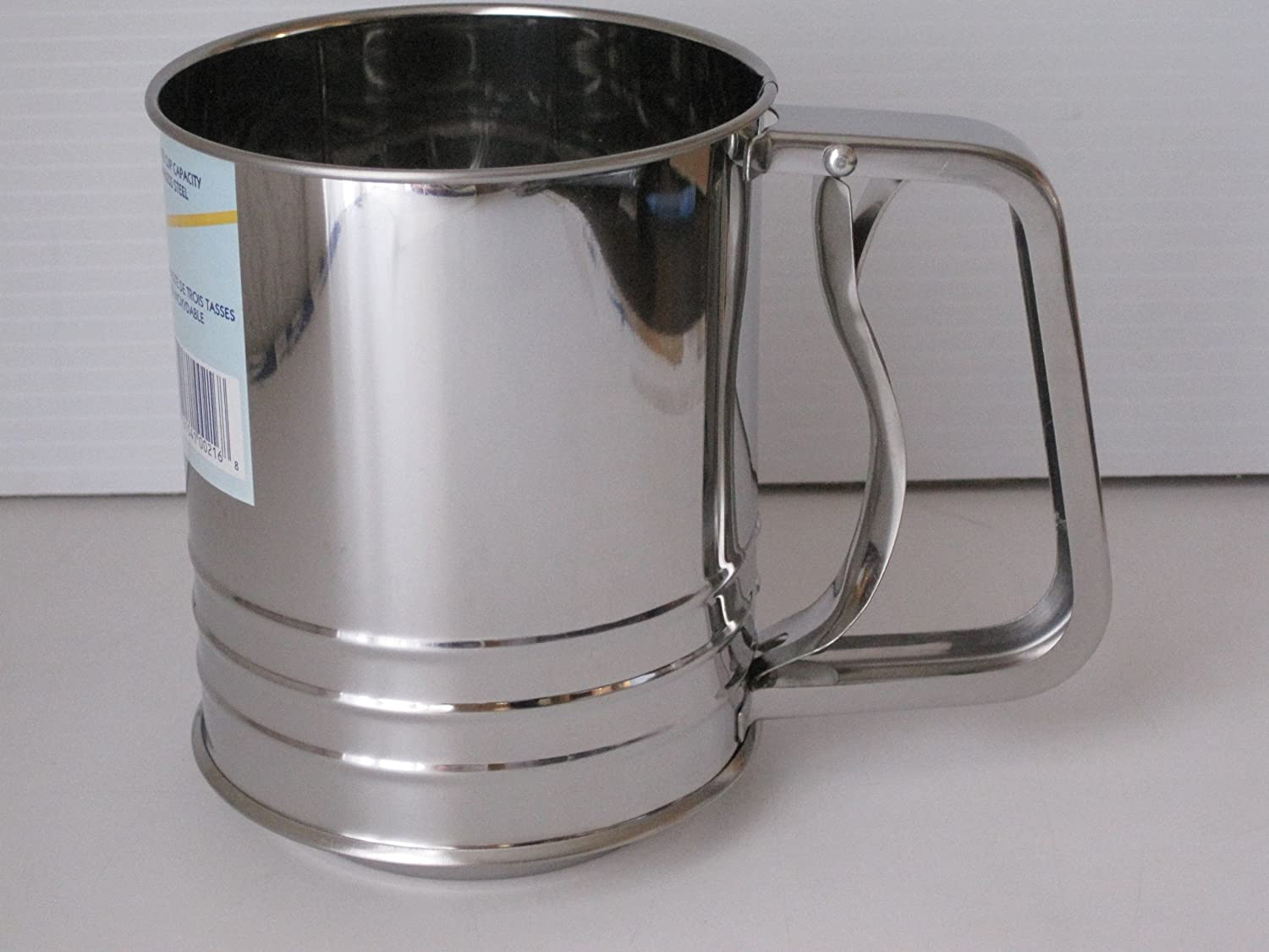 Flour Sifter 3 cup capacity symak