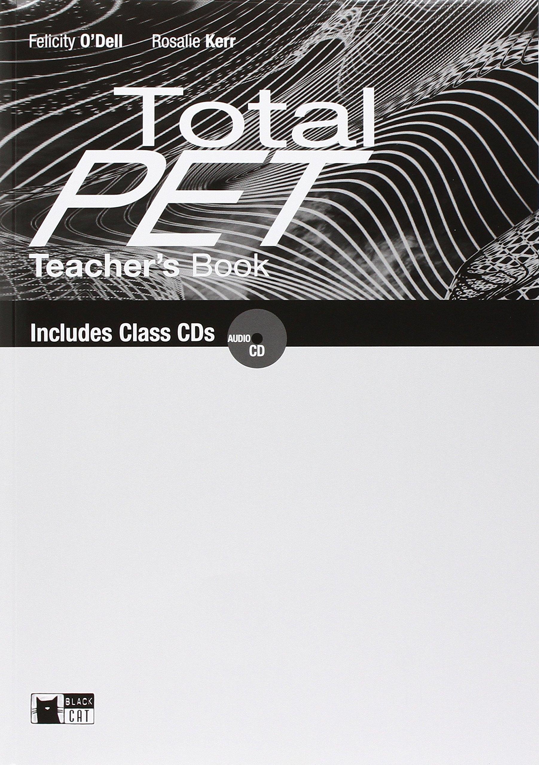 Download Total Pet Teacher's Book+class CD (Examinations) pdf epub