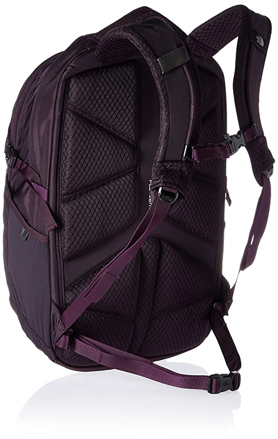 Amazon.com: The North Face Womens Womens Borealis Galaxy Purple/Fire Brick Red One Size: Computers & Accessories