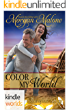 Barefoot Bay: Color My World (Kindle Worlds Novella)