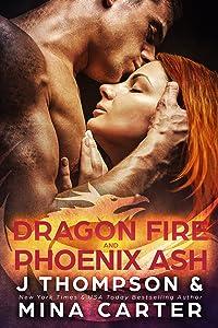 Dragon Fire and Phoenix Ash: Paranormal Shapeshifter Weredragon Romance (Dragon's Council)