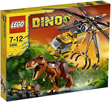lego amazon dinosauri