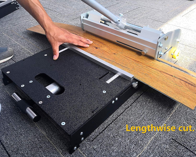 MantisTol 13-inch LVT/VCT/LVP/WPC/PVC/Vinyl Flooring Cutter LL-330,Professional user preferred!