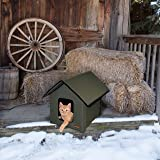 K&H Outdoor Kitty House, Unheated