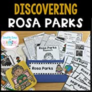 Discovering Rosa Parks {Research Unit with PowerPoint}