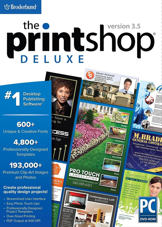Broderbund print shop 21 deluxe