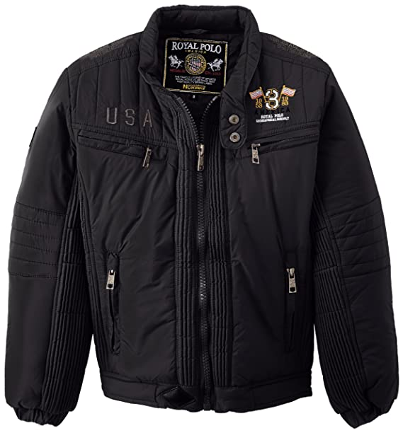 Geographical Norway Buzz - Chaqueta para niño, talla 14 años (14), color negro: Amazon.es: Ropa y accesorios