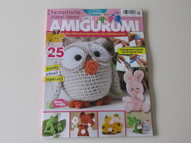 Amigurumi Das Ultimative Special Für Alle Häkelfreunde Vol1