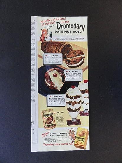 Amazoncom Dromedary Corn Muffin Mix Print Ad 5 12 X 13 12