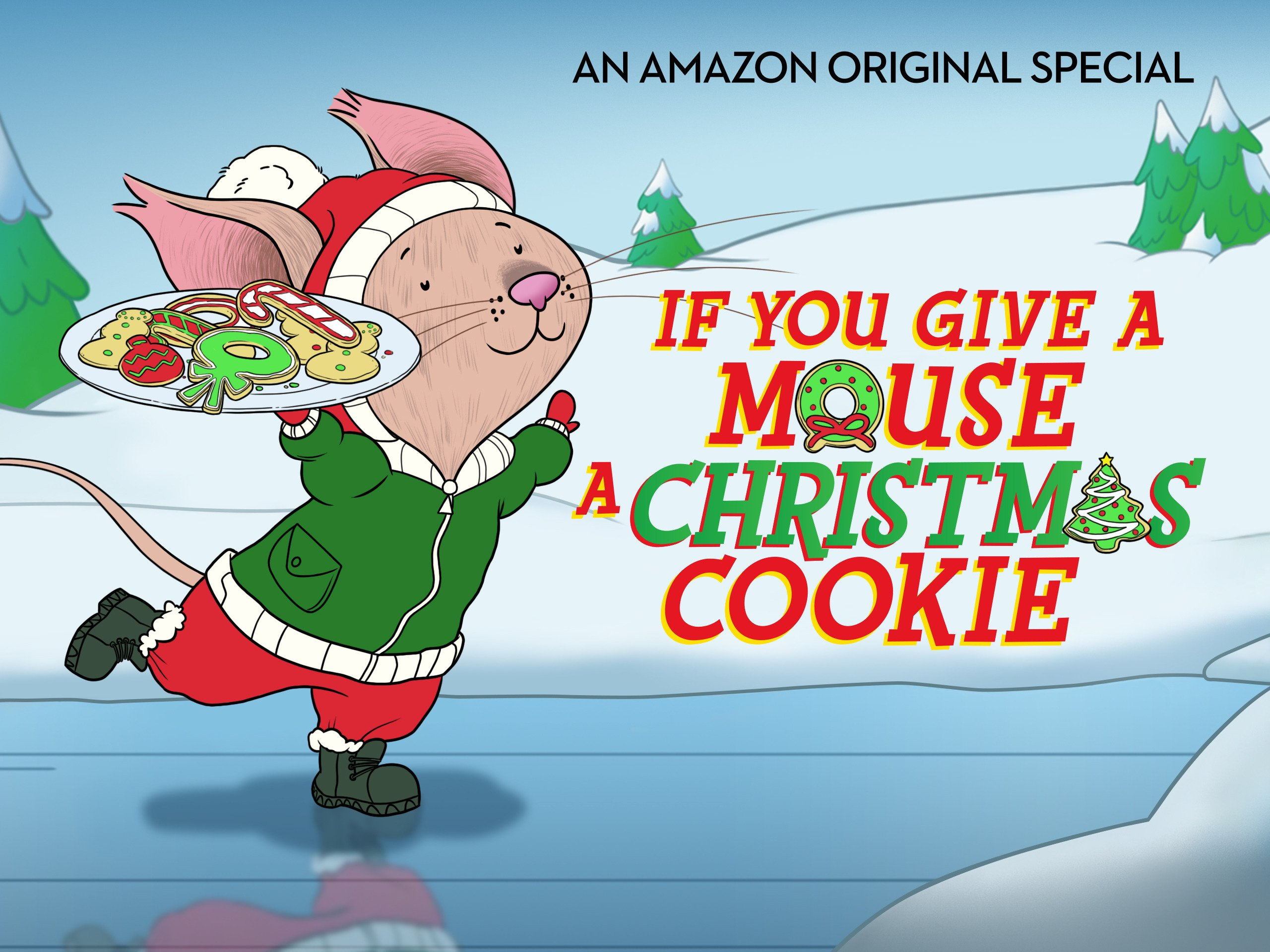 amazon com if you give a mouse a christmas cookie mason mahay