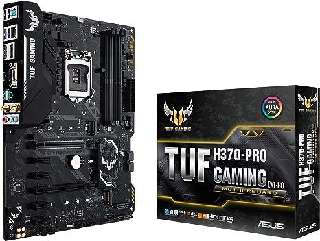 ATX DDR4 HDMI M.2 USB 3.1 Gen2 Gigabit LAN Motherboard ASUS TUF Z390-Pro Gaming LGA1151 Intel 8th and 9th Gen