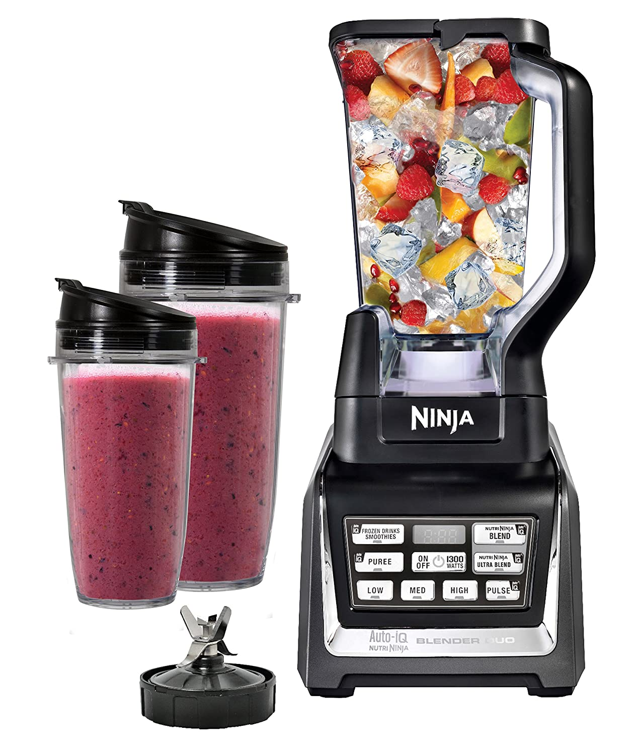 This is an extremely high quality smoothie blender