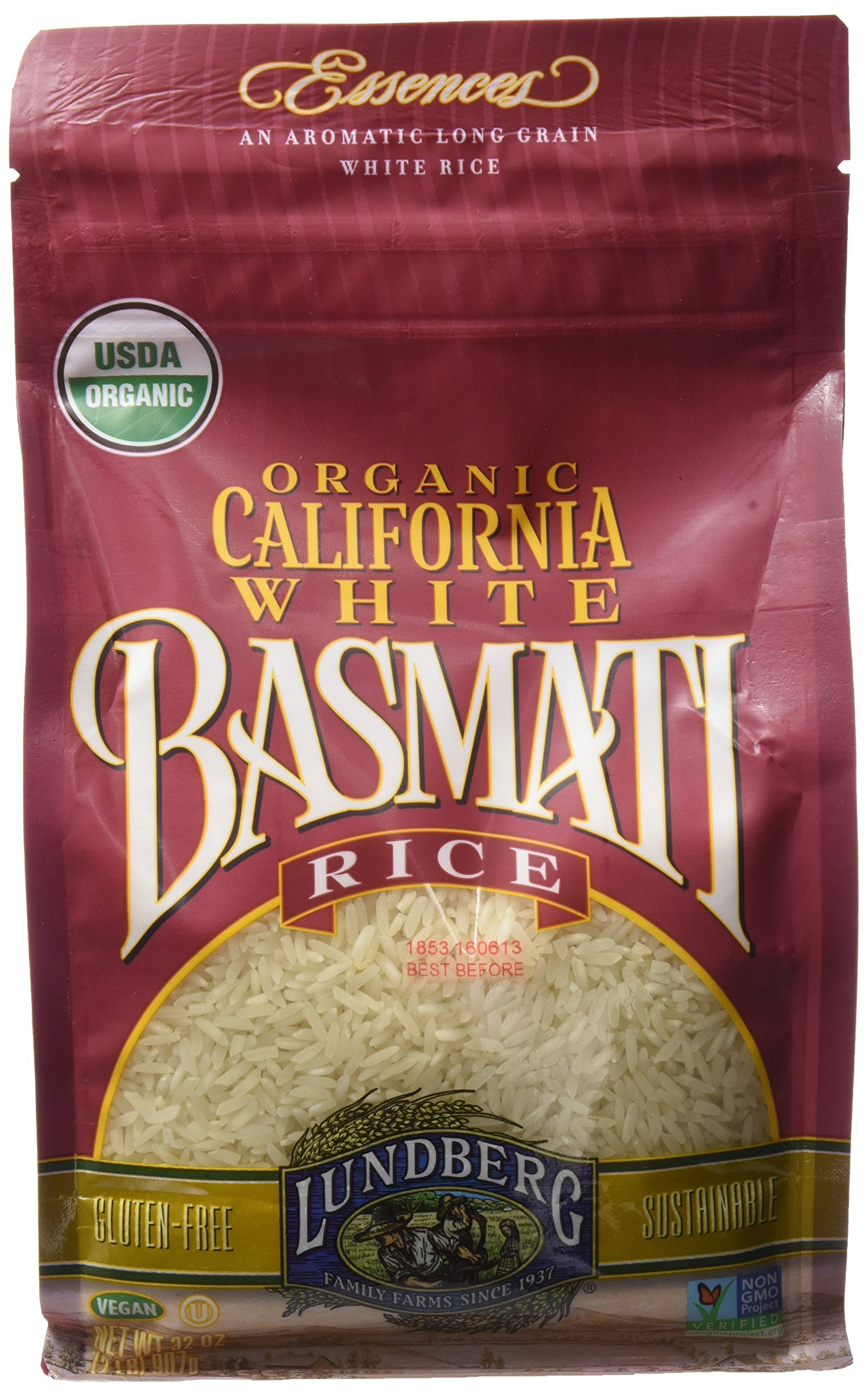 Amazon.com : Eden Organic Red Quinoa, Whole Grain, 16