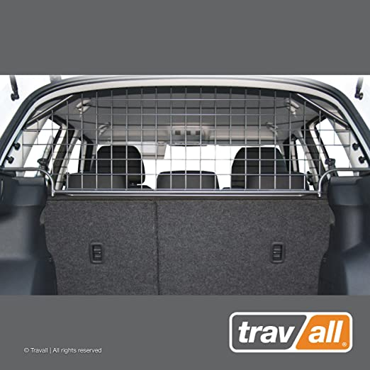 Travall Guard Hundegitter Tdg1167 Maßgeschneidertes Trenngitter In Original Qualität Auto