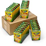 Crayola Bulk Crayons, 24 Packs of 24 ct., Classpack
