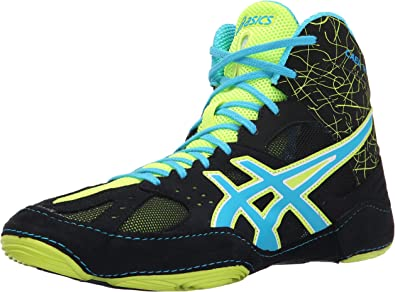 asics wrestling shoes youth letra