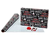 American Greetings Christmas Wrapping Paper Kit