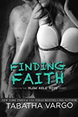 Finding Faith (The Blow Hole Boys Book 2)
