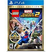 LEGO Marvel Super Heroes 2 Deluxe Edition for PS4
