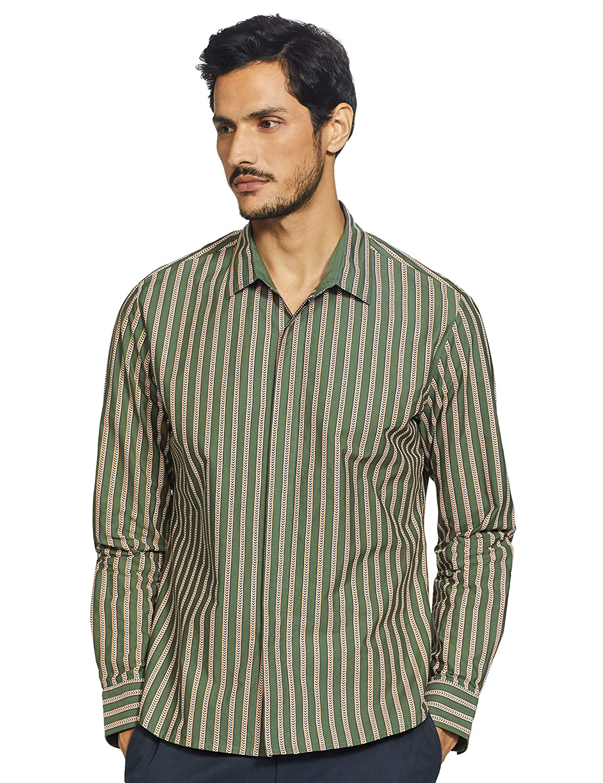 RIVER JJ Valaya Regular fit Casual Shirt
