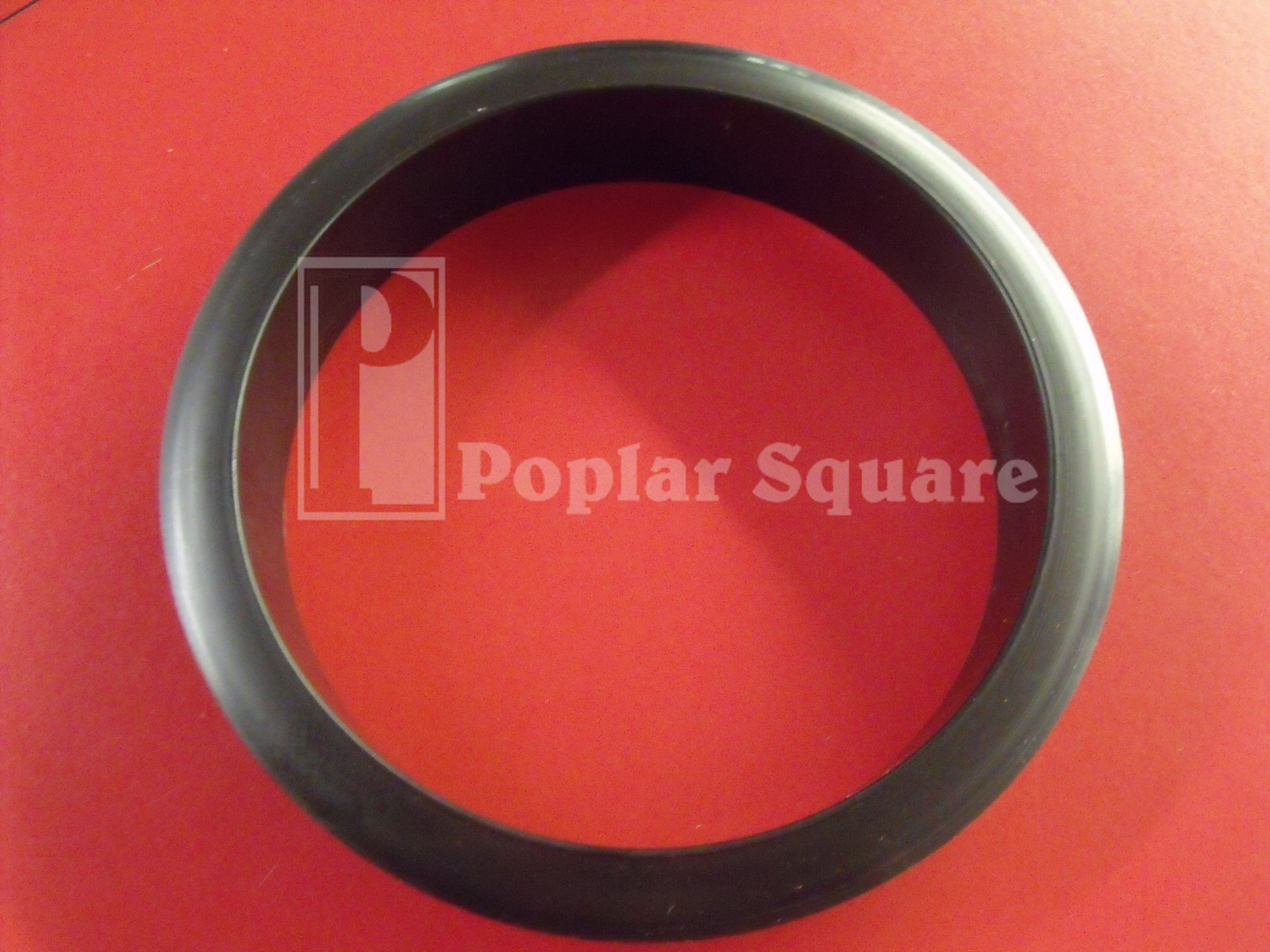 100 Black Finishing Grommet #1047BK