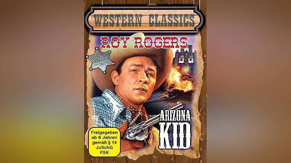 Arizona Kid - Roy Rogers