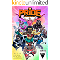 The Pride Season Two (comiXology Originals) book cover