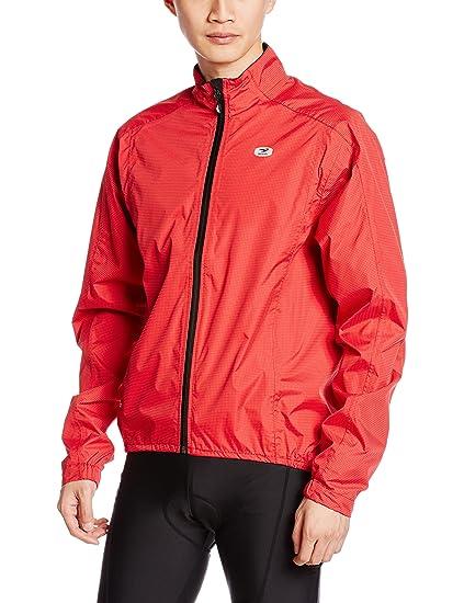 Sugoi Zap Bike Woman Jacket, color rojo, talla S