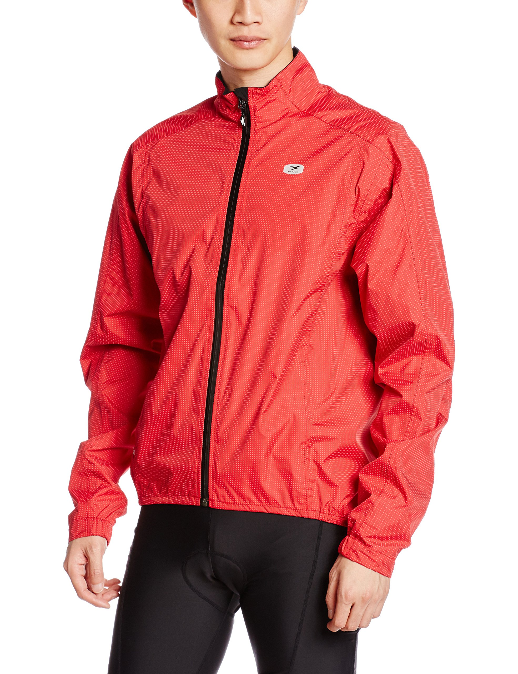Sugoi Men's Zap Bike Jacket, Chili Red, Small by SUGOi