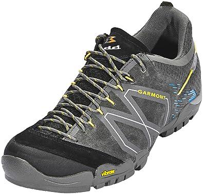9.81 Trail Pro III GTX Shoes Women Black/Light Green Schuhgröße UK 5,5