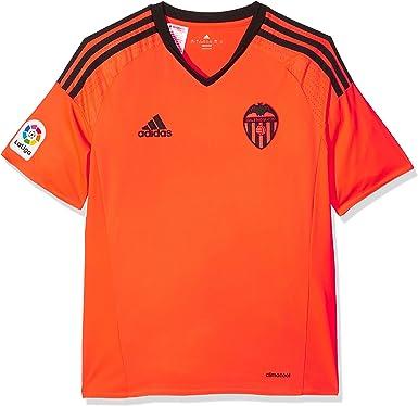 adidas 3ª Equipación Valencia CF Camiseta, Niños: Amazon.es: Ropa ...