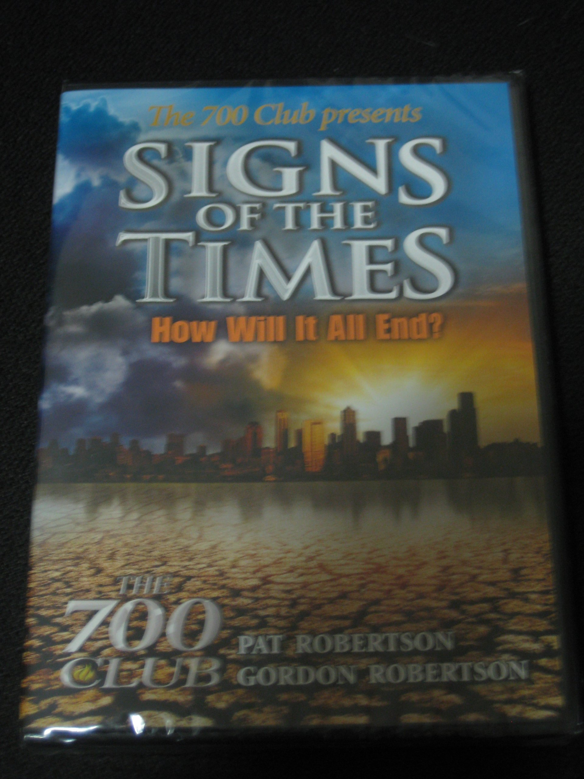 Download The 700 Club Presents Signs of the Times How Will It All End? PDF