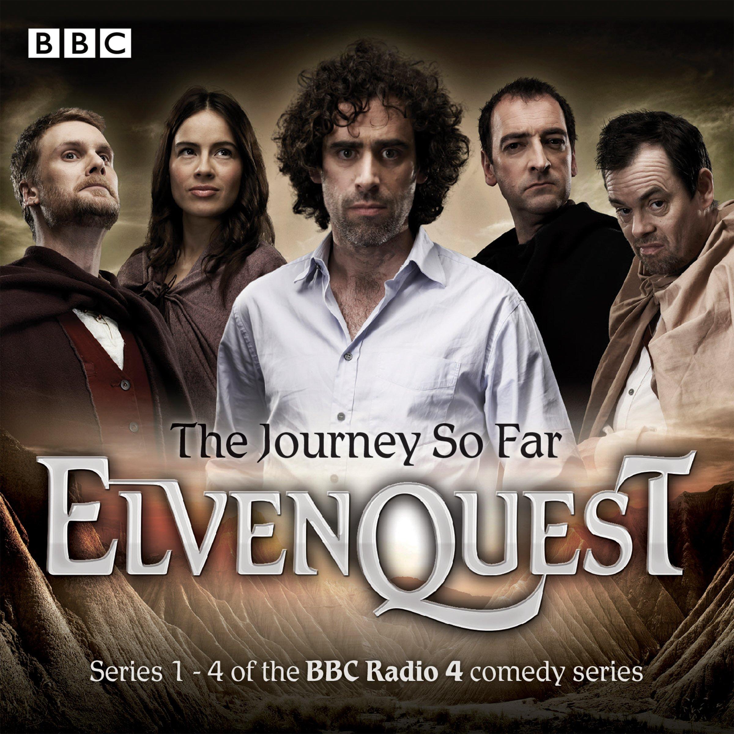 Elvenquest: The Journey So Far: Series 1, 2, 3 and 4: 1-4: Amazon.co.uk:  Anil Gupta, Richard Pinto, Alistair McGowan, Darren Boyd, Dave Lamb, Full  Cast, ...