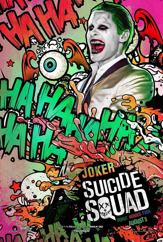 The Joker - Jared Leto