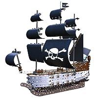 Meccano Pirate Ship M6026721 Brand New